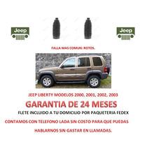 Cubrepolvos P/caja Direccion Cremallera Jeep Liberty Au1