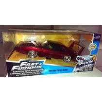 1:24 Dodge Charger Daytona 69 Rapido Y Furioso Jada C Caja