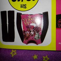 Pijama Infantil Importada Para Niña De Monster High