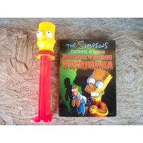 Tm.simpsons Treehouse Of The Horror & Bart Pez 12