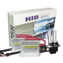 Kit Focos Luces Faros Hid Xenon Micota Dc 9007 Dual 4300k