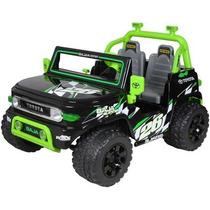 Carrito Electrico Montable Toyota 12 Voltios Camioneta