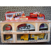 Cars Disney Mack. Mcqueen. Octane Gain. Mini Adventures.