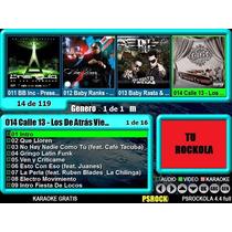 Psrockola 4.6.1 Completo + Tutorial + Codecs Karaoke&videos