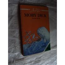 Libro Moby Dick , Fernandez Editores , 175 Paginas , Año 199