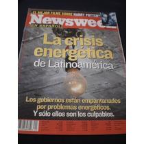 Newsweek La Crisis Energética De Latinoamérica