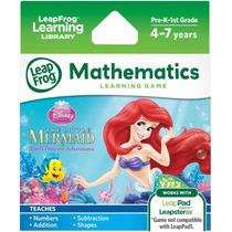 Leapfrog Disney Little Mermaid Learni Videojuego La Sirenita