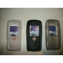 Wwow Silicon Skin Case Para Sony Ericsson Walkman W200!!!