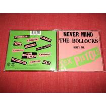 Sex Pistols - Never Mind The Bollocks Cd Imp Ed 1989 Mdisk