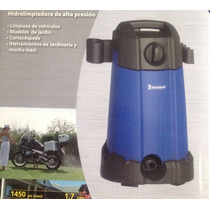 Hidrolavadora De Alta Presion Michelin 1450 Psi