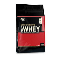 Optimum Nutrition 100% Whey Gold Standard Deliciosa Fresa 10