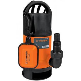 Bomba Electrica Sumergible Para Agua Sucia 1hp Truper 12603