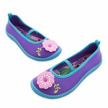 Zapatos Natación O Playa Frozen Anna Elsa Disney Store 2015