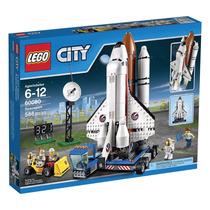 Lego City Puerto Espacial 60080 Transbordador Blakhelmet Sp