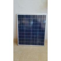 Modulo Panel Solar De 80 Watts 12 Vcd. Flete Incluido.