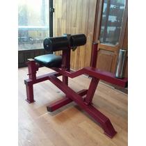Costurera Articulada Pantorilla Fb Fitness Big Gym