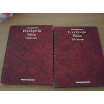 Enciclopedia Salvat Diccionario Tomo 11 12