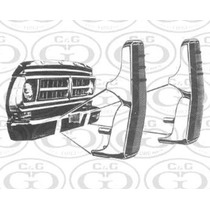 Tope Defensa Ford F-150 64-79