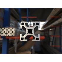 Perfil De Aluminio Extructural De 20mm X 20mm