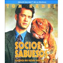 Bluray Socios Y Sabuesos ( Turner & Hooch ) 1989 - Roger Spo