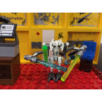 Lego Figura General Grievous
