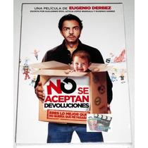 Dvd: No Se Aceptan Devoluciones (2013) Eugenio Derbez, Nuevo