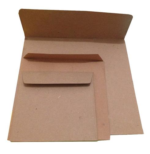 Sobres papel kraft para invitacion evento a super precio for Papel de pared precio