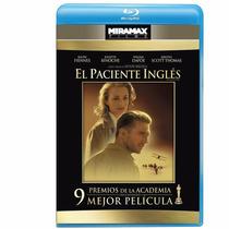 El Paciente Ingles. Blu-ray