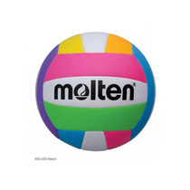 Balon Voleibol Ms500 Neon Molten,mikasa,volleyball,score