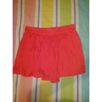 Short Y Falda Bershka, Zara, Pu And Bear Y Forever21