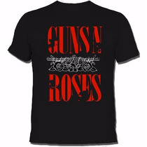 Playera Guns And Roses