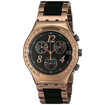 Reloj Swatch Ycg404g Negro