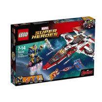Lego Mision Espacial En El Avenjet Mod 76049