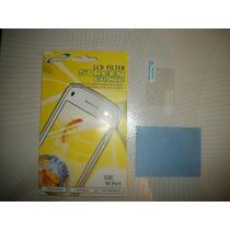 Wwow Mica Protectora De Pantalla Para Sony Ericsson W595!!!