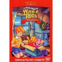 Mis Amigos Tigger Y Pooh Las Pequeñas Cosas Tienen Dvd Nuevo