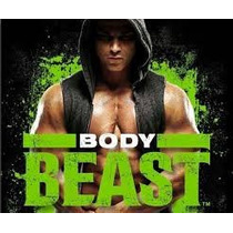 Body Beast + 168 Bonus Files Mejor Que El Insanity Y Tapout