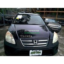 Honda Crv 05-06 2.4 Vtec Autopartes Refacciones Yonkeado