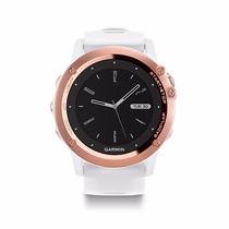 Gps Reloj Garmin Fenix 3 Zafiro (sapphire) Dorado Rosa