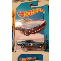 Hotweels Mustang Custom 67, Barato