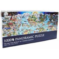 Rompecabezas 1000 Piezas Mapa Del Mundo Nuevo