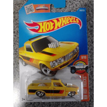 Hot Wheels Custom 72 Chevy Luv Camioneta 2016