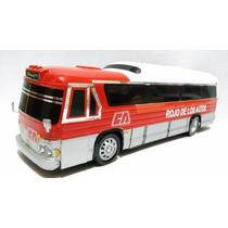 Autobus Somex 2030 Rojo De Los Altos Esc. 1:43