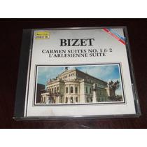 Bizet, Carmen Suites 1&3, Cd De Colección, Música Clásica