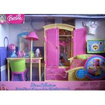 Barbie Muebles Decor Collection Bedroom Recàmara