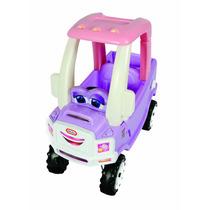 Carrito Infantil Niñas Little Tikes Princess Cozy Pm0