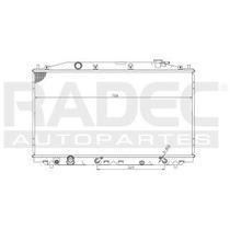 Radiador Honda Accord 2008-2009-2010-2011-2012 L4 2.4lts Aut