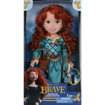 Disney Pixar Brave Mérida Toddler Doll - Arco Y Flecha