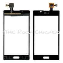 Refacción Tactil Touch Digitalizador Lg L7 / P708 - Negro