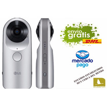 Lg 360 Cam Camara En 360 Grados Facebook 360 Youtube 360