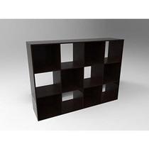 Librero Organizador 12 Nichos Lb218 Cf